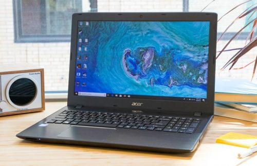 Acer Aspire E15 - laptop for your small business