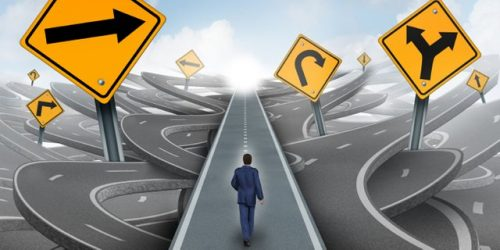 Bootstrap and map the journey to success