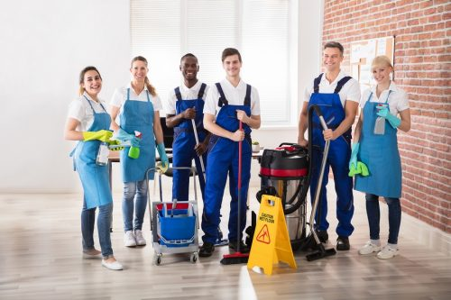 Choosing a location - cleaning business