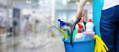 Establishing a target market - cleaning business
