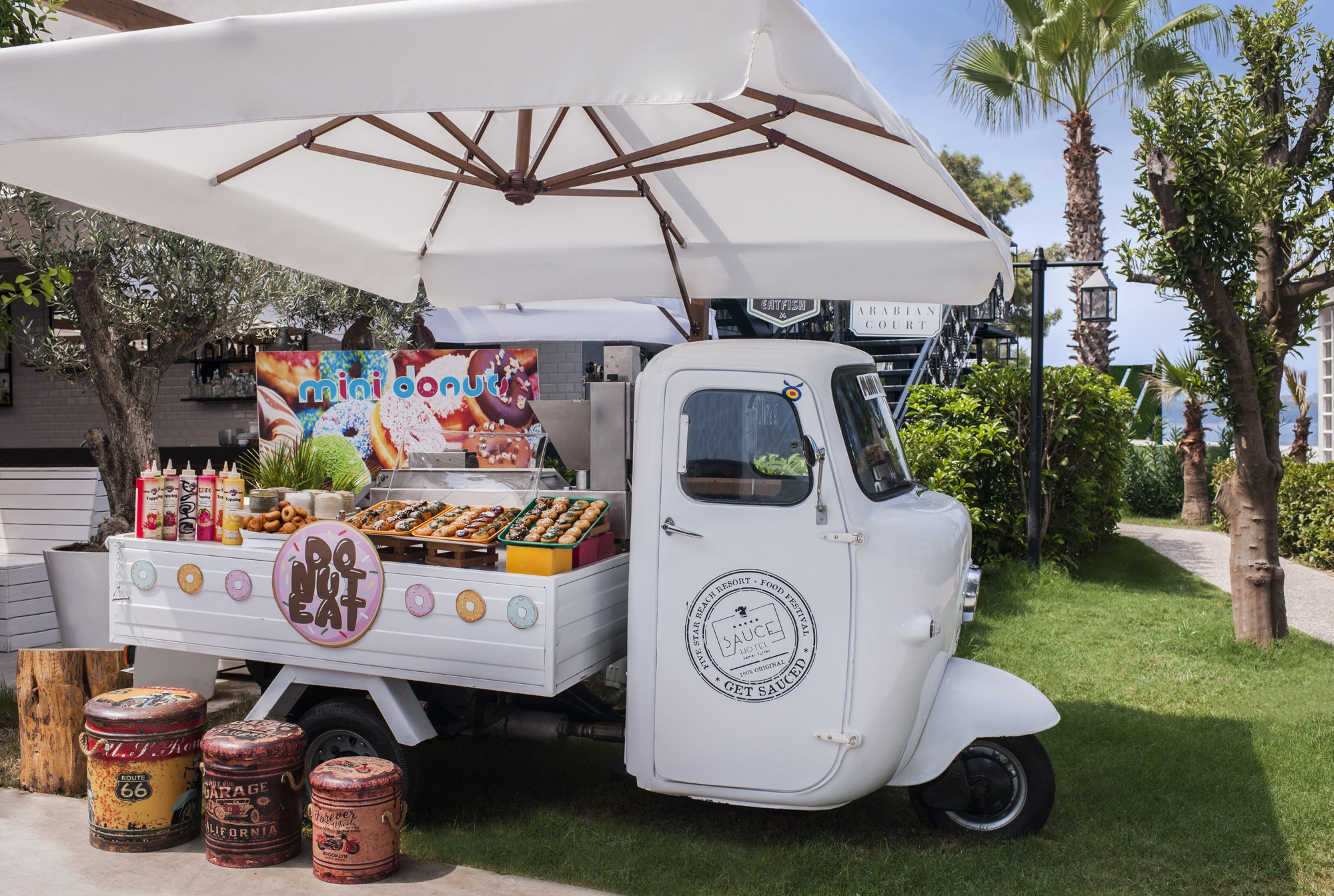 Getting The Truck Or Cart - Food Truck Business
