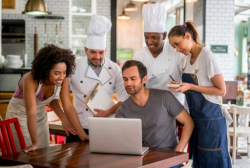 Hire Help - How to Start a Restaurant Business?