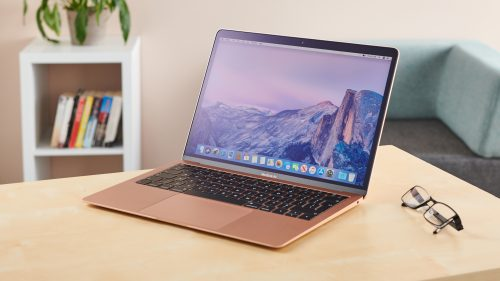 MacBook Air - laptop for your small business