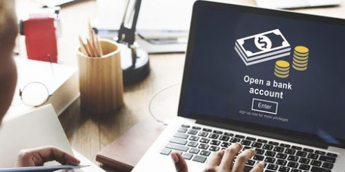 Open Up A Business Bank Account Online