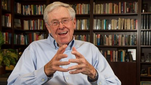 All About Charles G. Koch