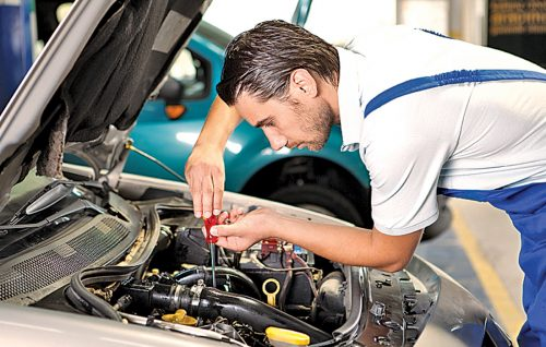 At-Home Car Repair Service