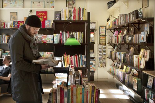 Bookshop and Stationery Business - Small Business Ideas for Men