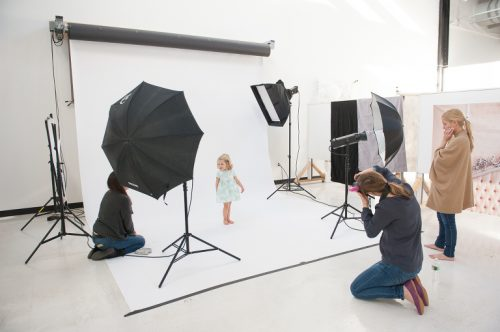 Commercial Photography - Business Ideas for Kids