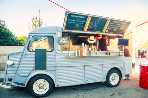 Food Truck Business - Great Business Ideas