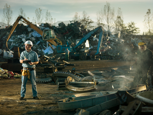 Gathering And Selling Scrap Metal - Businesses to Start With Little Money