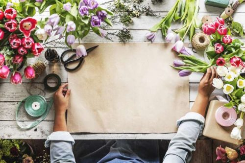 Hand-made Craft Business - business ideas for women at home