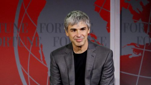 Life of Larry Page