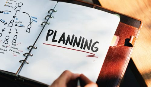 Planning - administrative management
