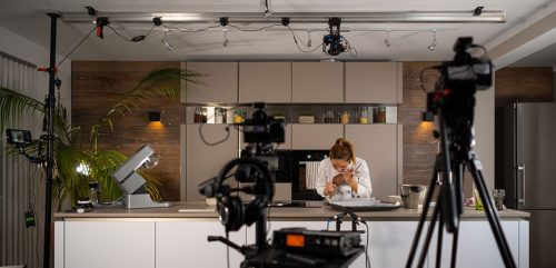 Rent your house for filming - get rich quick