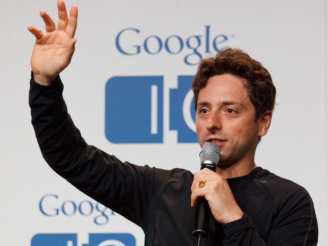 Success Story of Sergey Brin