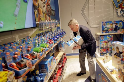 Toy Stores - Small Business Ideas for Men