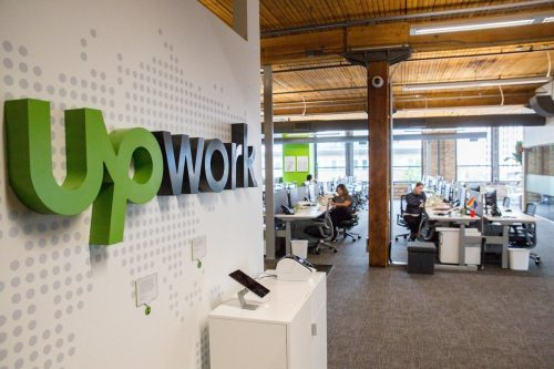Upwork's Services