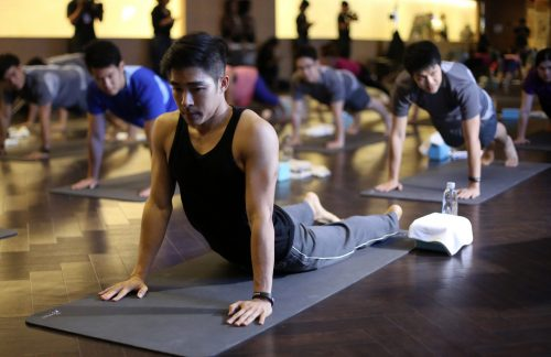 Yoga Instructor - Small Business Ideas for Men