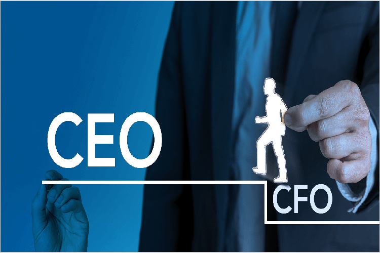 CEO and CFO