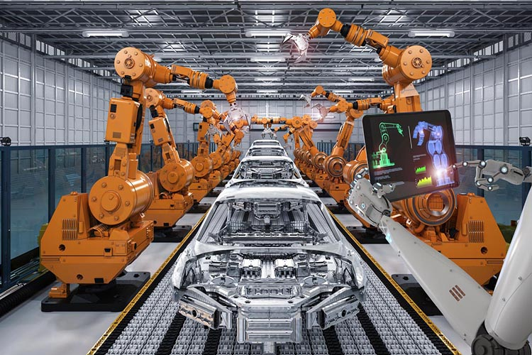 A Breakdown Of Manufacturing Companies