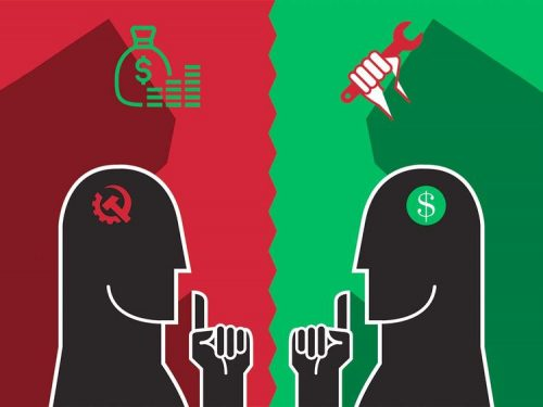Capitalism Vs Socialism Debate