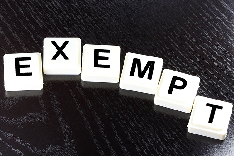 Exempt: Clarify Your Confusions