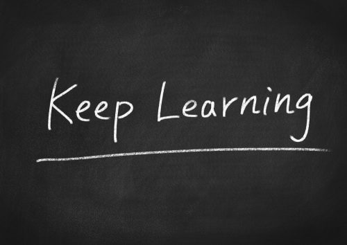 Keep Learning - famous in the business