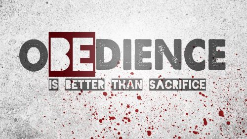 Obedience in the Modern World