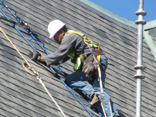 Safety Considerations - Metal Roof Installation