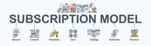 Subscription Model - Types of Business Model