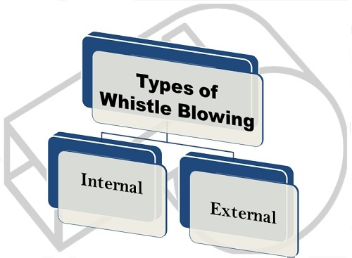 What Are the Types of Whistleblowing?