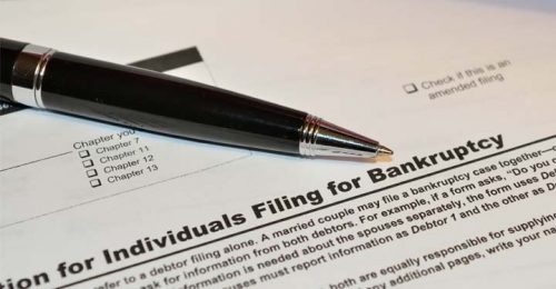 When Should Bankruptcy Be Filed?