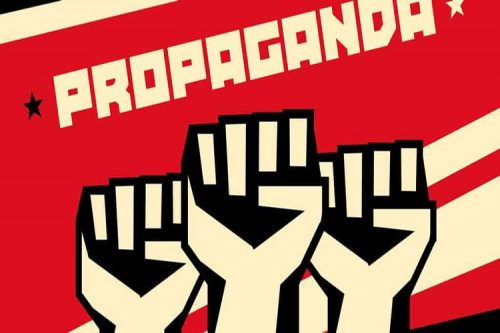 What is the Propaganda Model?
