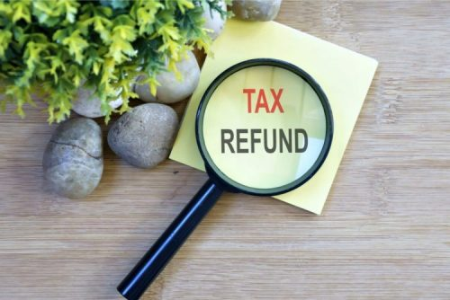 Reasons for Tardiness - tax refund schedule