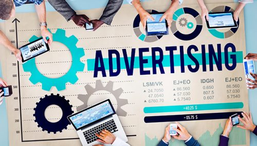 Advertising - sales and marketing strategy