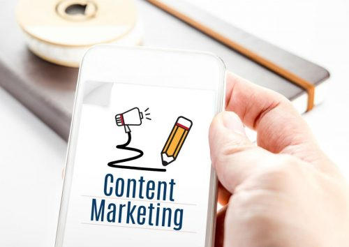 Benefits of Solid Content Marketing - Content Marketing Plan