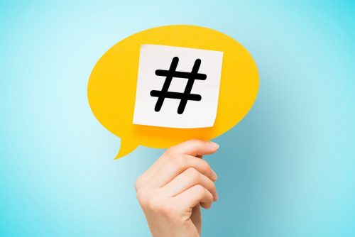 Creating a Hashtag for Your Company