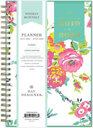 Day Designer Weekly & Monthly Planner