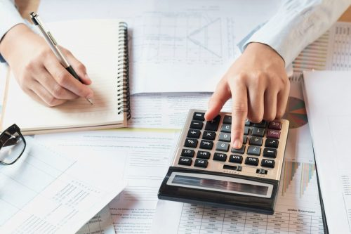 Difference between Accounting and Financial Section