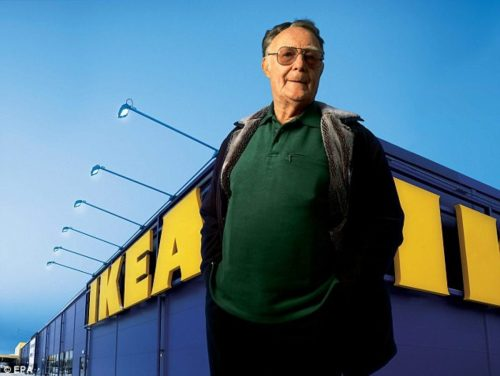 Expansion of IKEA