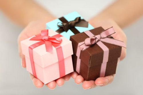 Gifts and Giveaways