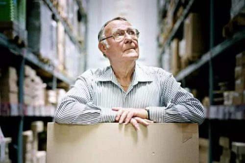 Into the Riches - IKEA's Founder