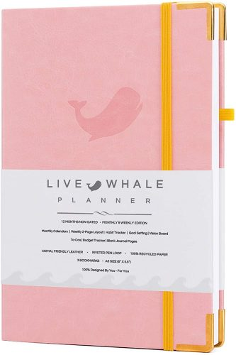 Live Whale Planner - day planner