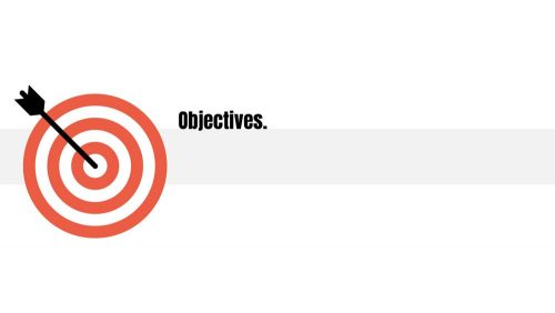 Objectives - Content Marketing Plan