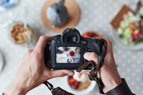 Photography -Part-Time Businesses