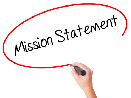 Step 1: Prepare a Mission Statement