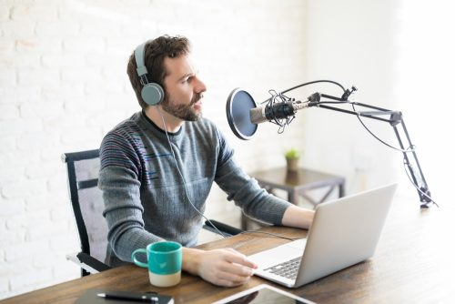 Start a Podcast - Part-Time Businesses
