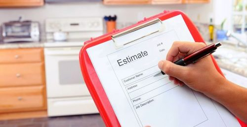 To Get an Estimate