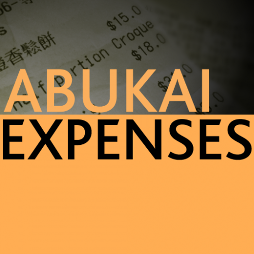 ABUKAI Expenses - Receipt Scanners and Trackers