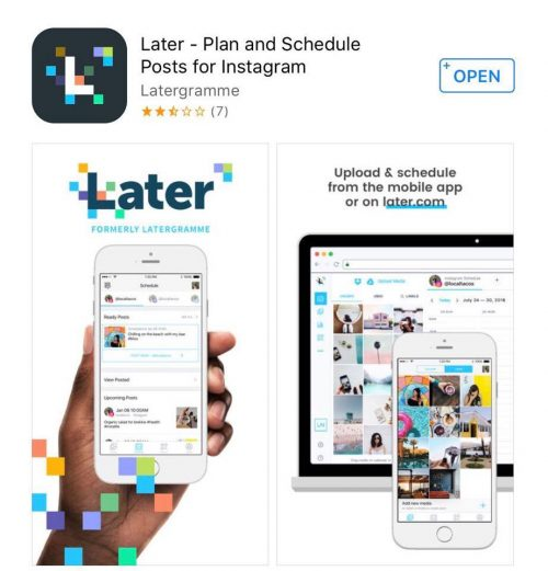 How to Use Instagram Stories for Business – Later (App)